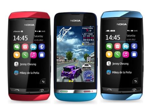 На Nokia Asha Touch установят две популярные игры от Zynga