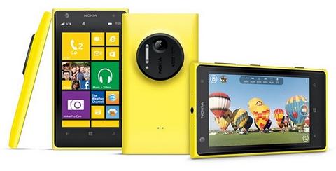 Изображения последней модели смартфона Nokia в 41 мегапиксель оказались в интернете