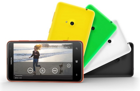 В Nokia готовят к выпуску свой первый смартфон на 2 сим-карты
