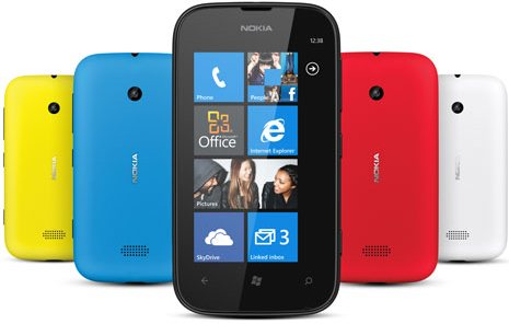 Nokia Lumia 510 обзор