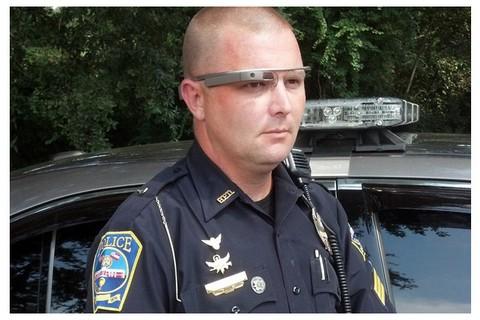 Нью-йоркские полицейские получат очки Google Glass