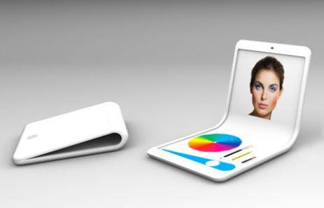 В LG в этом году планируют выпустить смартфон с гибким экраном