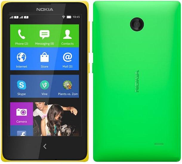 Nokia планирует выпустить смартфон Lumia на базе ОС Android