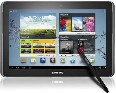 Samsung выпускает еще один планшет из серии Galaxy Note