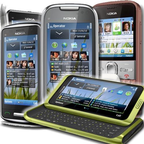 Чистая прибыль Nokia выросла в 5 раз за 2010г.