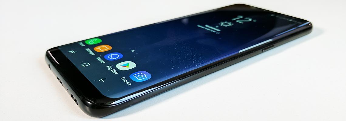 Несколько преимуществ нового флагмана Galaxy S8 от Samsung
