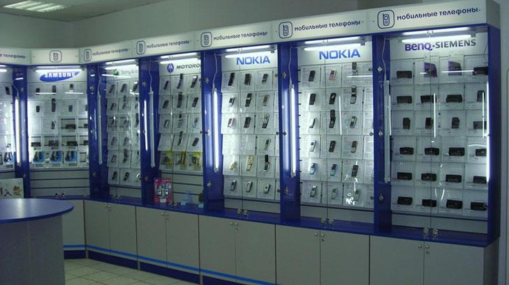 Магазины мобильных телефонов и компьютеров Москвы и области