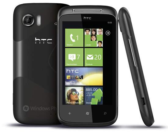 Первые отзывы об HTC 7 Mozart