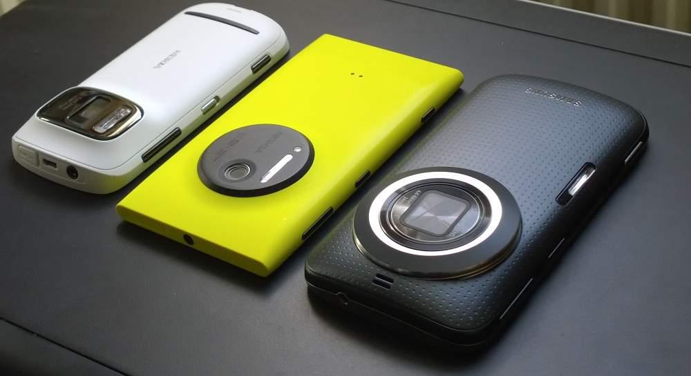Концепт смартфона Nokia Lumia K с Windows Phone 8 и камерой PureView