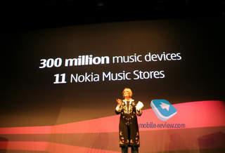 Фотографии с презентации Nokia 5800 (Tube) 2 октября