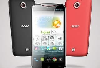 Acer представила новый смартфон снимающий видео в 4K
