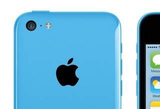 В продажу поступила версия iPhone 5c с 8 Гб внутренней памяти
