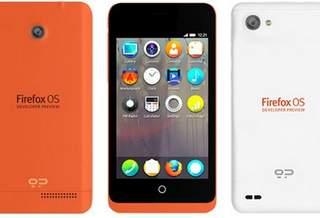 Анонсированы первые смартфоны с Firefox OS