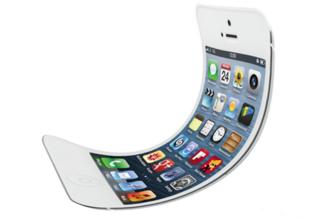 iPhone тоже может получить искривленный экран