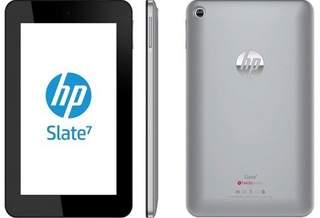 Hewlett-Packard представила первое устройство на Android