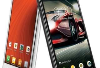 LG выпустила два новых LTE-смартфона Optimus: F5 и F7