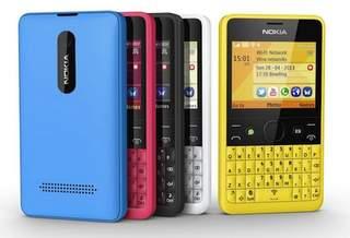 Nokia продемонстрировала новую модель серии Asha