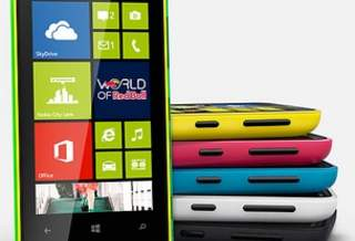 Nokia Lumia 620 обзор