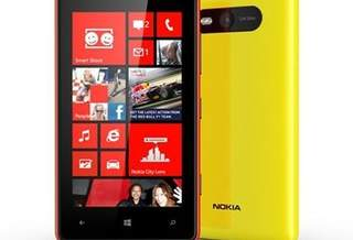 Nokia Lumia 820 обзор