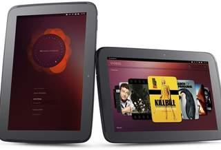 Появилась Ubuntu для планшетов