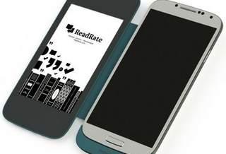Смартфон Galaxy S4 получил чехол-обложку со встроенной читалкой