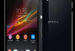Стала известна стоимость водонепроницаемого смартфона Sony Xperia Z