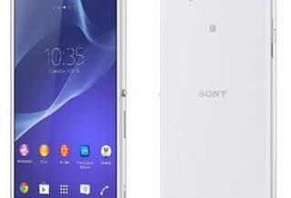 Sony представила два новых смартфона
