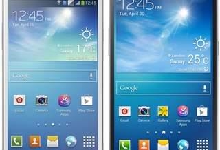 Samsung представляет две своих габаритных новинки