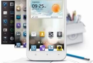На CES 2013 официально представлены 5″ Huawei Ascend D2 и 6,1″ «плафон» Huawei Ascend Mate