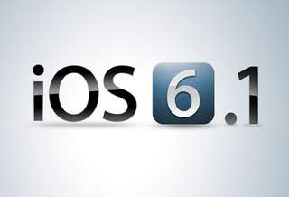 Apple представила iOS 6.1