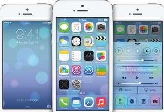 Apple представила очередную бета-версию iOS 7