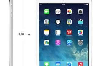 iPad mini оснастили Retina-экраном