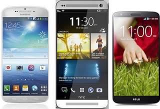 На российском рынке присутствует 100 разных LTE-смартфонов