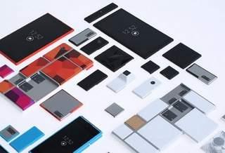 В Motorola создан проект по сбору телефонов из модулей