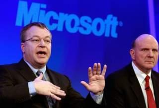 Nokia заплатит 500 млн. евро корпорации Microsoft