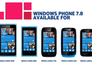 Windows Phone 7.8 теперь доступна на смартфонах Nokia Lumia
