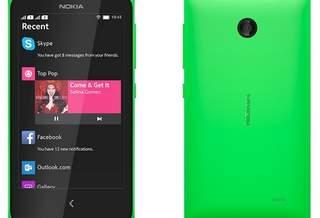 Nokia представила первые свои смартфоны с платформой Android