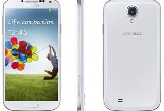 Смартфон Galaxy S4 получил обновление прошивки