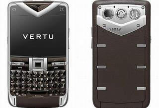 Vertu представила свой первый смартфон - Vertu Constellation Quest