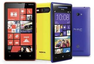 Windows Phone продается лучше, чем Blackberry