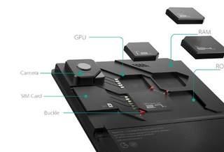 ZTE продемонстрировала проект смартфона с модульной архитектурой