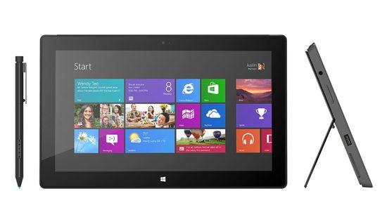 В планшетах Surface для подключения к Интернет будет только Wi-Fi