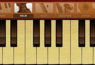 Touch Piano 1.0
