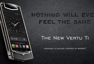 Vertu создала свой первый смартфон с ОС Android