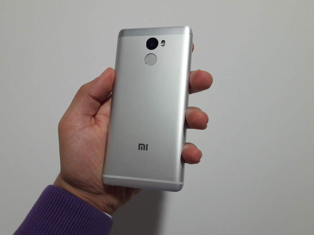 Xiaomi Redmi 4: неплохой бюджетный смартфон