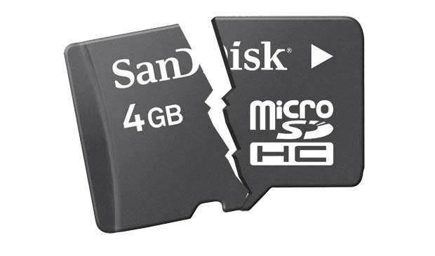 Как исправить поврежденную SD-карту и восстановить данные